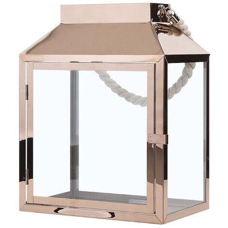 Decorative Lantern Copper KASOS