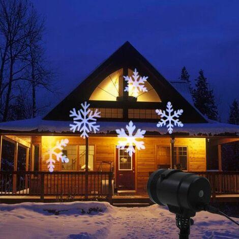 DECORATIVE LED PROJECTOR : Projecteur d'Ambiances Extérieur ou Intérieur