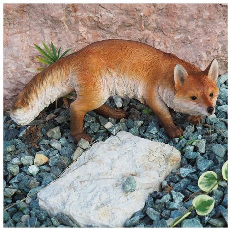 Animali Da Giardino In Plastica.Statue Da Giardino