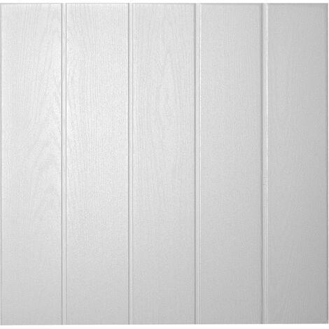 Decosa Deckenplatte Athen, weiß, 50 x 50 cm verschiedende Abnahmemengen