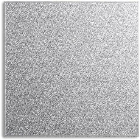 Decosa Deckenplatte Turin, weiß, 50 x 50 cm verschiedende Abnahmemengen