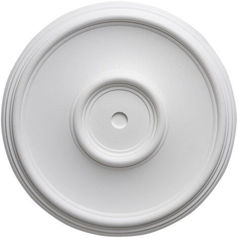 Decosa Rosette Elsa, weiß, Ø 35 cm verschiedende Abnahmemengen