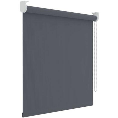 Decosol Estor enrollable opaco gris antracita 150x190 cm - Grigio