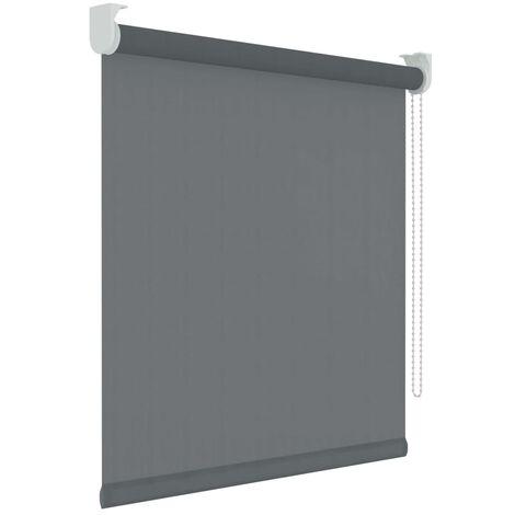 Decosol Estor enrollable translúcido gris antracita 150x190 cm - Grigio