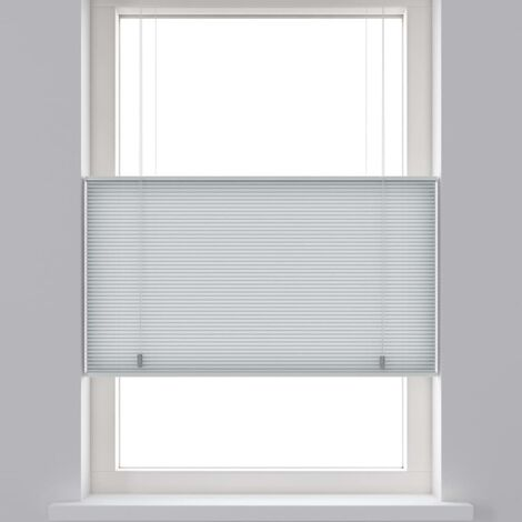 Decosol Honeycomb Blind Translucent Light Grey 100x180 cm