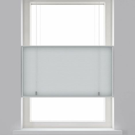 Decosol Honeycomb Blind Translucent Light Grey 120x180 cm