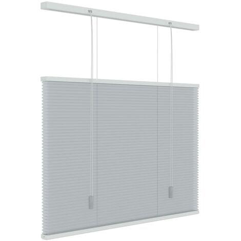 Decosol Honeycomb Blind Translucent Light Grey 160x180 cm