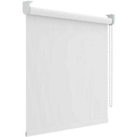 Decosol Persiana enrollable opaca blanca 120x190 cm - Bianco