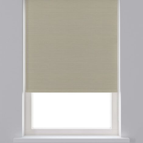 Decosol Roller Blind Blackout Cream 60x190 cm