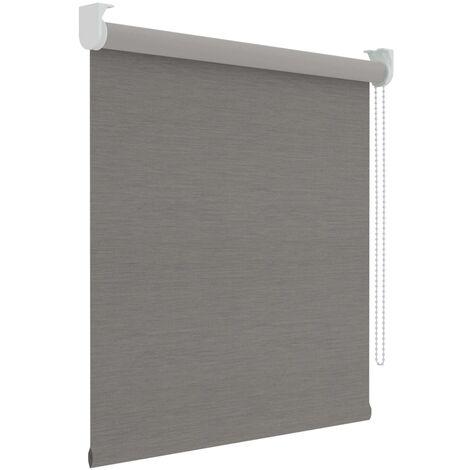Decosol Roller Blind Blackout Grey 120x190 cm - Grey