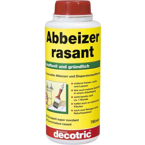 Decotric Abbeizer+Dispersionsent für Rasant 750 ml