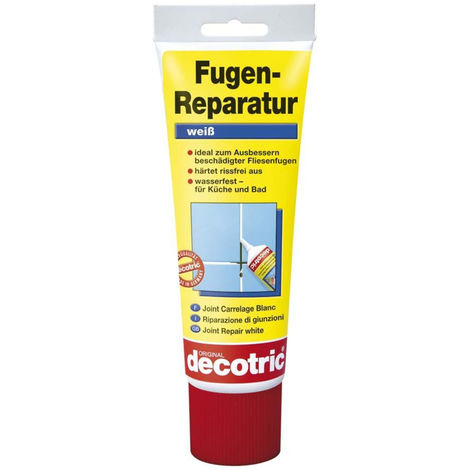 Decotric Fugenweiß Instant 400 g Tube