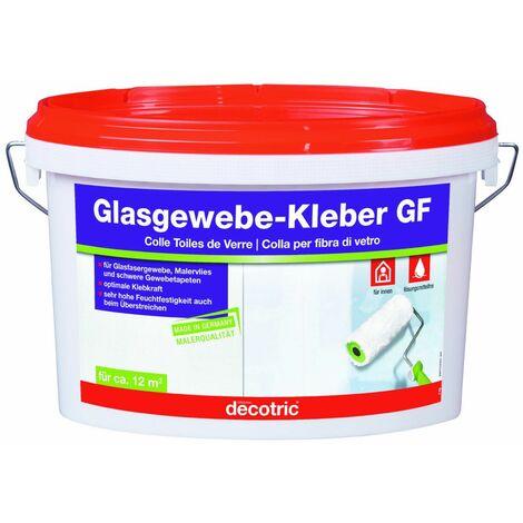Decotric Glasgewebe-Kleber GF 3 kg