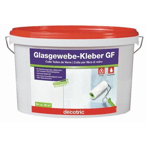 Decotric Glasgewebe-Kleber GF 5 kg