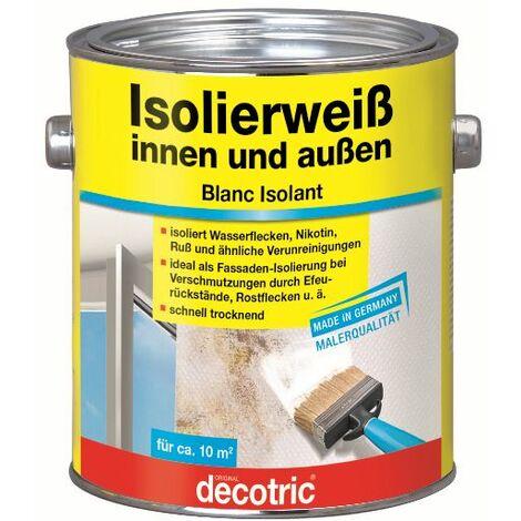 Decotric Isolierweiß 2 l