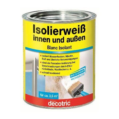 Decotric Isolierweiß 750 ml