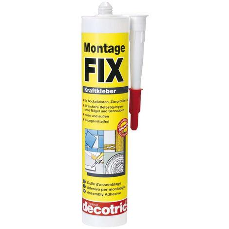 decotric Montage-Fix 400g Kartusch