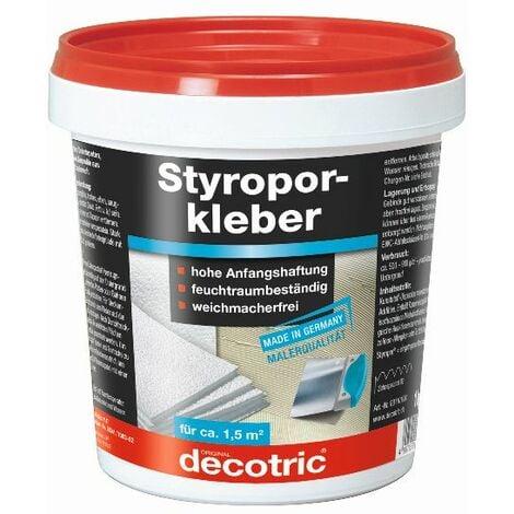 Decotric Styroporkleber 1 kg