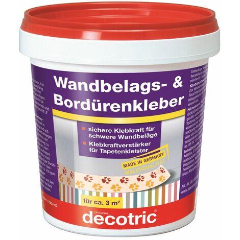 Decotric Wandbelags- und Bordürenkleber 750 g