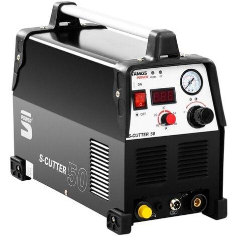 Découpeur plasma - 50A - 230V - Pro professionnel