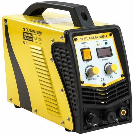 Découpeur plasma - 55A - 230V professionnel