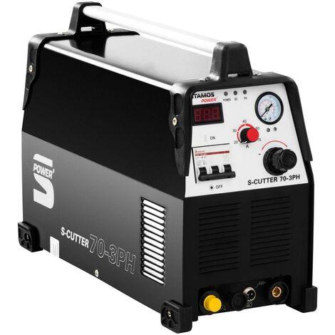 Découpeur plasma - 70A - 400V professionnel