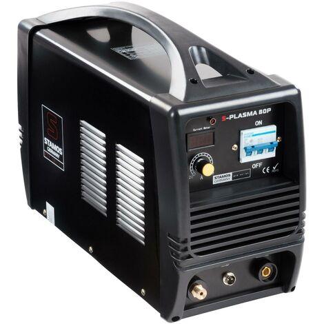 Découpeur plasma - 80A - 400V professionnel