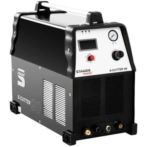 Découpeur plasma - 90A - 400V professionnel