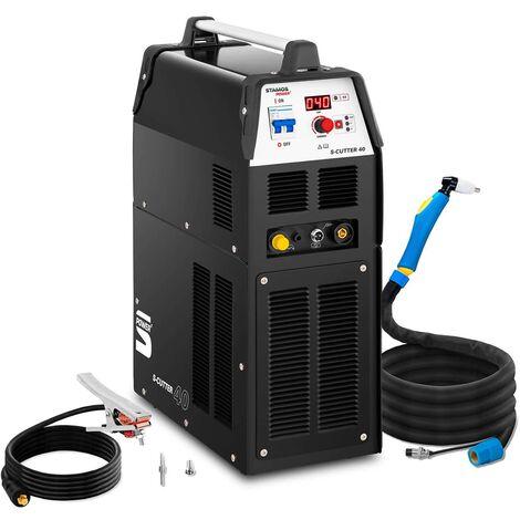 Découpeur Plasma Avec Compresseur D'Air Découpeur Plasma Compresseur Intégré 40A