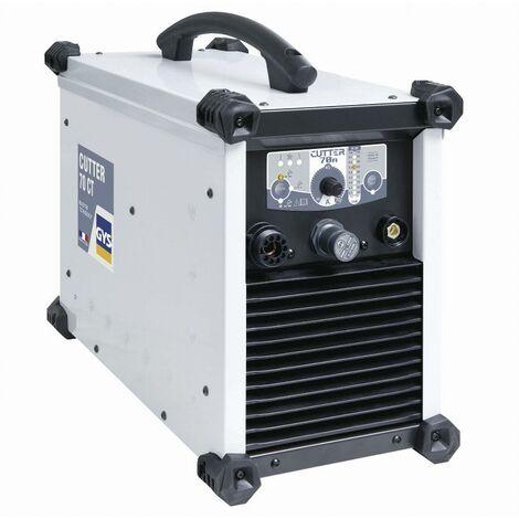 Découpeur Plasma Cutter 70 CT TRI GYS avec accessoires - 13841