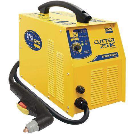 Découpeur plasma GYS Inverter 25A - Protect 400V - 030947