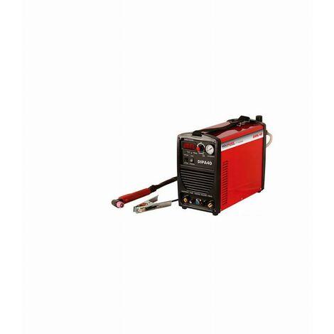 Découpeur plasma Inverter 230V 40Ah HIOLZMANN - DIPA 40