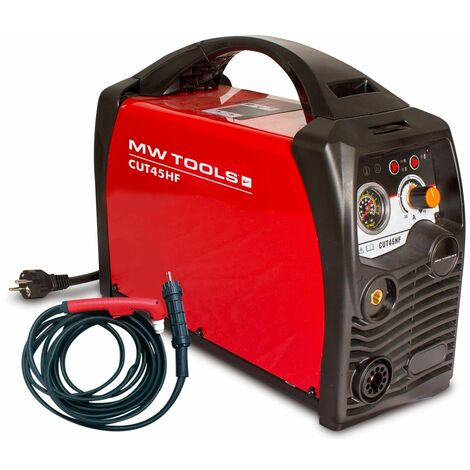 Découpeur plasma portable 45 A MW-Tools CUT45HF
