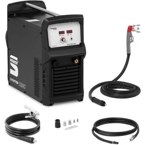 Découpeur Plasma Professionnel Allumage HF IGBT ? 45 mm 30 - 120 A 60 % 400 V