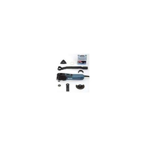 Découpeur-ponceur multifonctions 320 W ( kit d'accessoires) MAKITA TM3010CX6