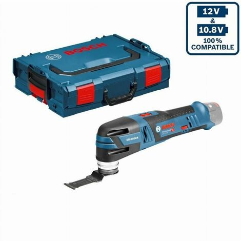 Découpeur-ponceur sans fil BOSCH GOP 12V-28 - Sans batterie, ni chargeur - 06018B5002