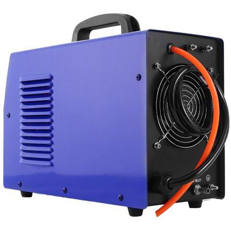Découpeuse de plasma CUT50 110V ou 220V 50A Prise EU + Accessoires de soudure de torche de coupe PT31