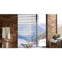 Decowall Teck - Parement Mural - INDO
