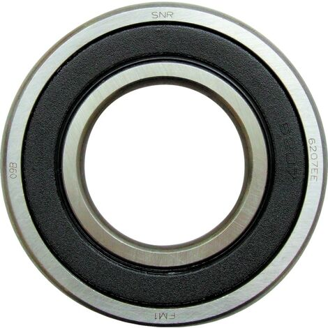 Deep Groove Ball Bearings - C3 Clearance: Rubber Sealed Type
