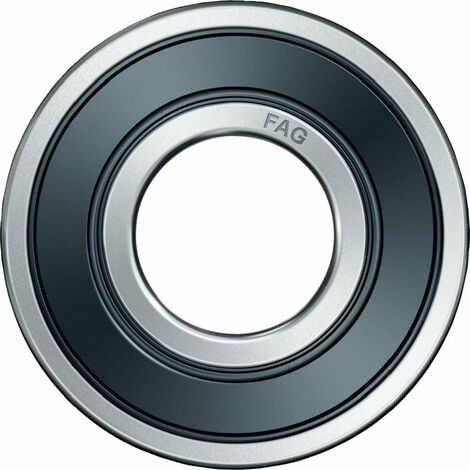 Deep Groove Ball Bearings - Rubber Seal Type