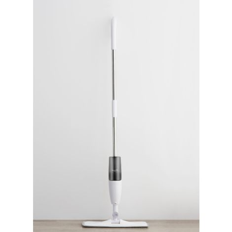 Deerma Water Spray Mop Carbon Fiber Dust Collector 360 Degree Rotation 120 Cm Rod Xiaomi Youpin-Mop + Cleaning Cloth X 1