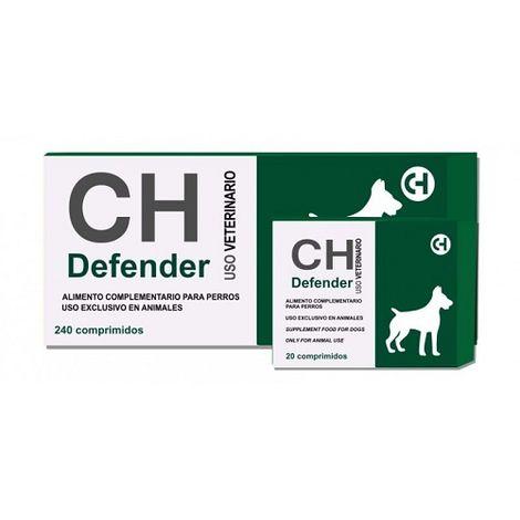 DEFENDER Antidiarreico para Perros 240 comprimidos