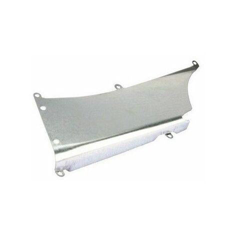 Deflecteur tube ejection autoportée GGP