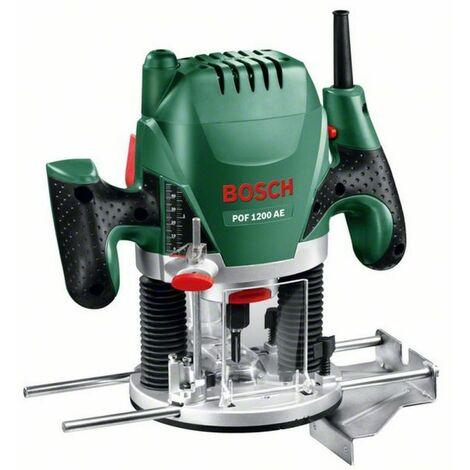 Défonceuse 1200W POF 1200 AE Bosch 060326A100