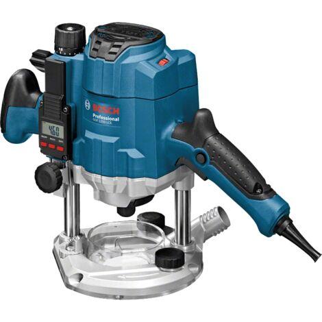 Défonceuse BOSCH GOF 1250 LCE - 1250W Ø pince de serrage 6 et 8 mm - Livrée en coffret L-BOXX - 0601626101