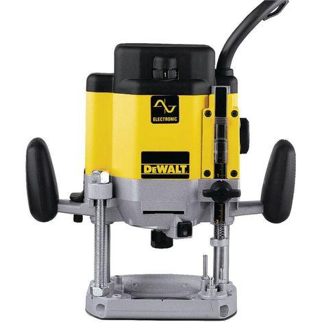 Défonceuse électronique DEWALT 2000W - DW625E