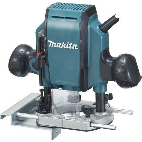 Défonceuse MAKITA 900W - Coffret Mak-Pac - RP0900XJ