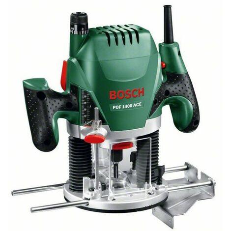 Défonceuse POF 1400 ACE coffret Bosch