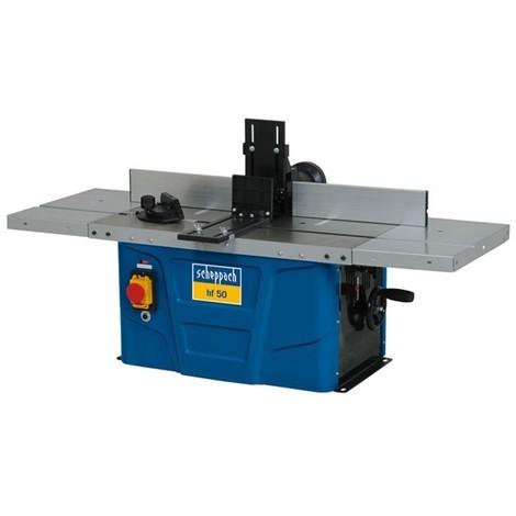Défonceuse stationnaire HF50 Scheppach 4902105901