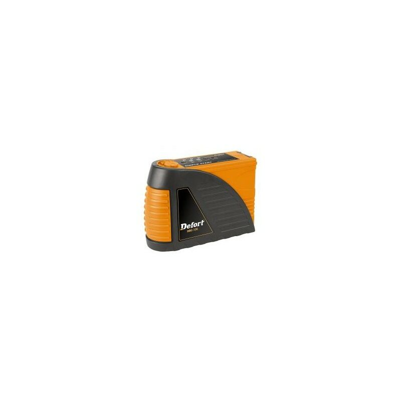 Bricoomarket - DEFORT DBC-12C Chargeur de batterie (14V)